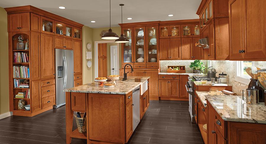 Modern Kitchen Ideas : 5 Hardworking Products - KraftMaid