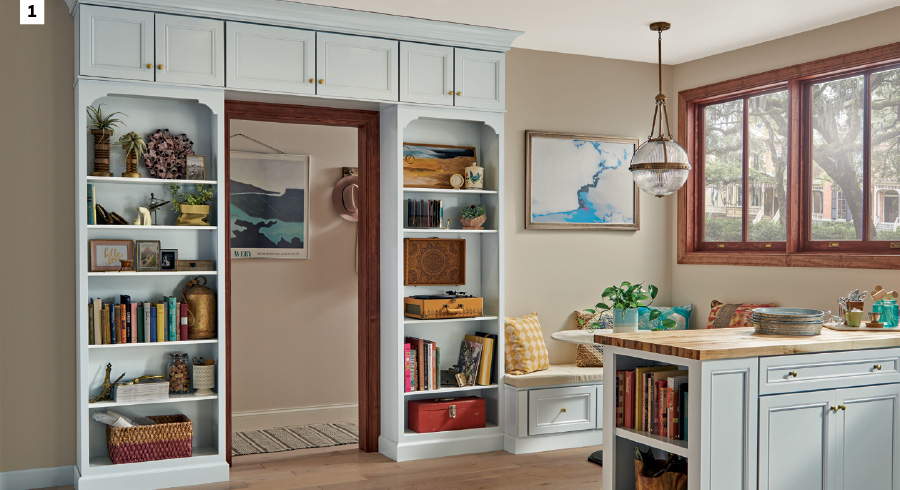 SMALL KITCHEN IDEAS WITH BIG PERSONALITY - KraftMaid
