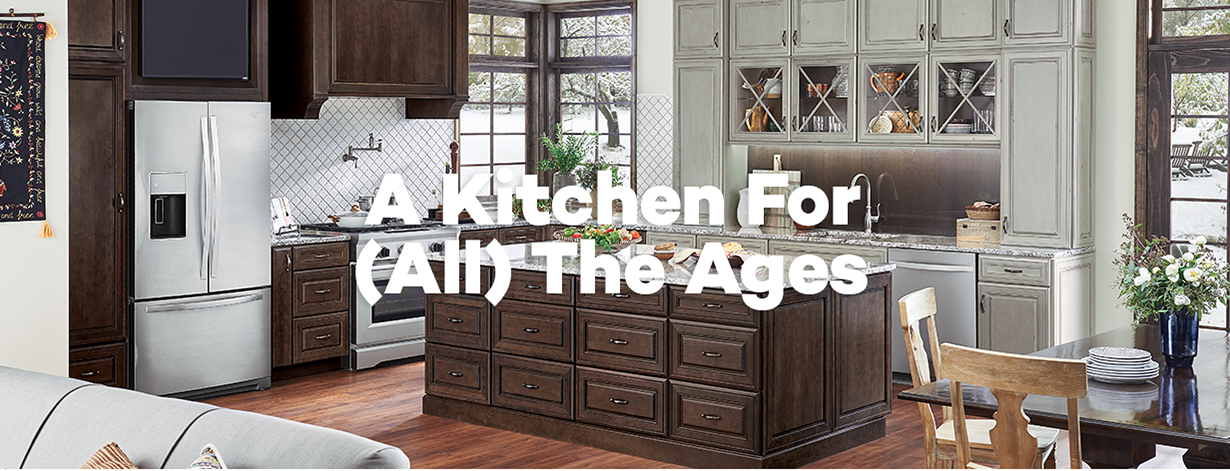 A Kitchen for (All) the Ages