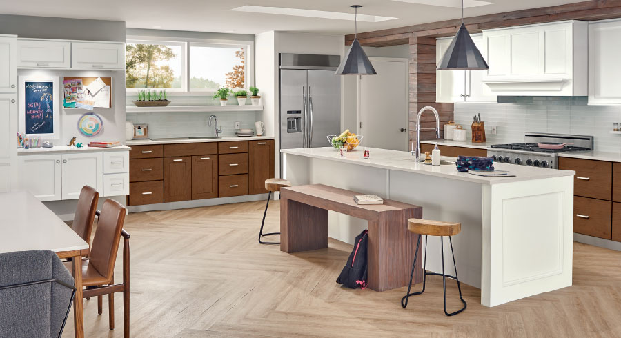 KraftMaid Cabinetry - A Well-Oiled Kitchen