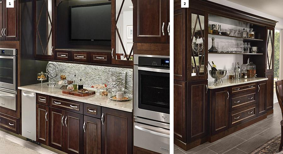 7 Creative Ways To Design Your Kitchen Layout For Entertaining Kraftmaid