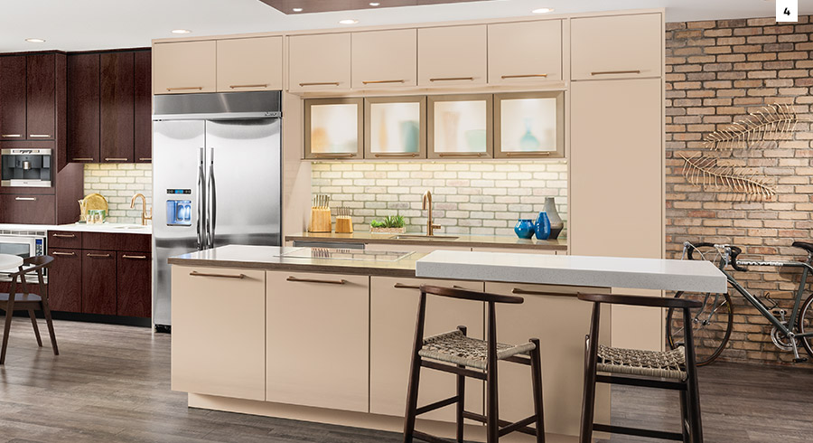 Small Kitchen Ideas 7 Tips To Make Small Kitchens Feel Bigger Kraftmaid